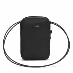 PacSafe Rfidsafe Travel Crossbody - čierna