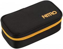 Nitro Pencil Case XL - čierna / žltá