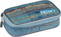 Nitro Pencil Case XL - modrá