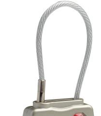 PacSafe Prosafe 800 Combination Cable Padlock