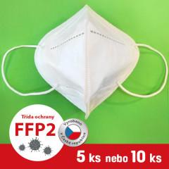 Svorto Respirátor FFP2 - 10ks