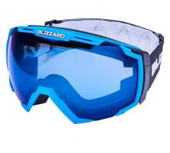 Blizzard 926 DAVZSO - neon blue, smoke2, blue mirror
