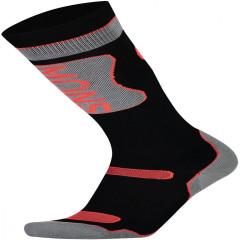 Mons Royale Pre Lite Tech Sock - black / neon