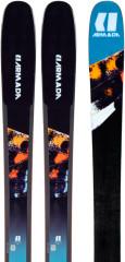 Armada TRACE 98 LTD R - obe lyže majú rovnaký dizajn !!