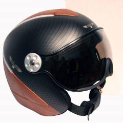Hammer H2 dark wood / carbon + štít VTS001