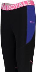 Mons Royale Olympus 3.0 Legging - ultra blue / black
