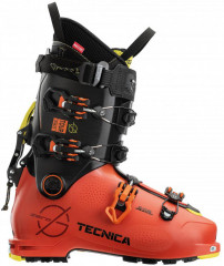 Tecnica Zero G Tour Pro - oranžová / čierna