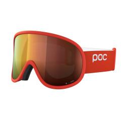 POC Retina Big Clarity - červená
