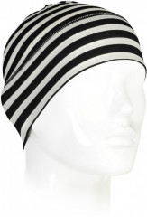 Mons Royale Tech Under Helmet Beanie - thick stripe