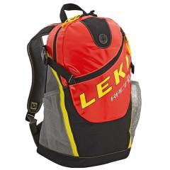 Leki Back pack - čierna / červená