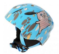 Blizzard Magnum Ski Helmet Junior - modrá