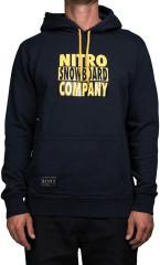 Nitro Stack Pullover - ink