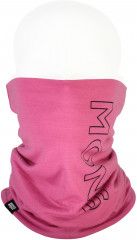 Mons Royale Double Up Neckwarmer - pink