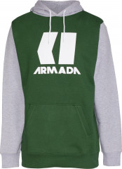 Armada Icon Hoodie - forest green