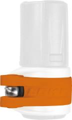 Leki SpeedLock 2 14 / 12mm - oranžová