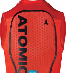 Atomic Live Shield Vest Amid M - červená