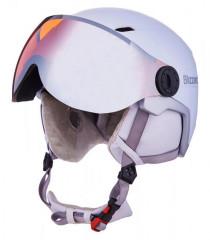 Blizzard Viva Double Visor Ski Helmet - biela