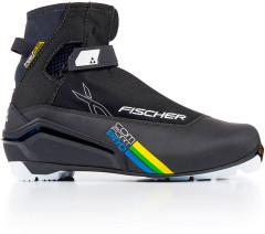 Fischer XC Comfort Pro - čierno / žltá
