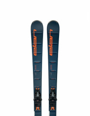 Elan Element Blue Orange LS + EL 10