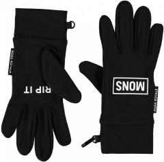 Mons Royale Elevation Gloves - Black