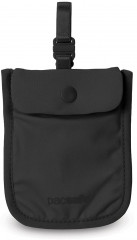 PacSafe Coversafe S25 Bra Pouch - čierna