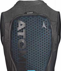 Atomic Live Shield Vest Amid M - čierna
