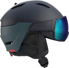 Salomon Driver - čierna / modrá