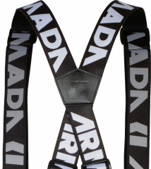Armada Stage Suspender - black