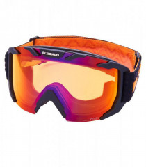 Blizzard 925 MDAZWO - black matt, orange1, infrared REVO SONAR