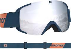 Salomon X-View - modrá / strieborná