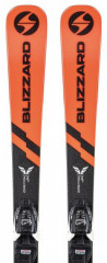 Blizzard Firebird Comp. JR + FDT JR 4.5