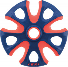 Leki Big Mountain Basket - červená / modrá