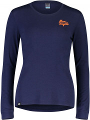 Mons Royale Icon LS - navy
