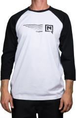 Nitro Icon LS - White / Black