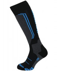 Blizzard Allround Wool Ski Socks - čierna / modrá