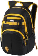 Nitro Chase - golden black