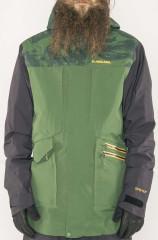 Armada Lifted GTX 3L Jacket - zelená