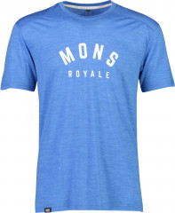 Mons Royale Vapour T - rebel blue