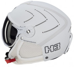 Hammer H3 Soft Aero Bianco Swa. + Štít VTS1W