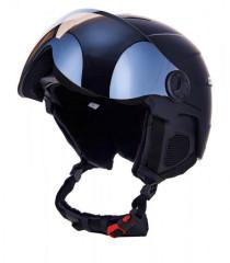 Blizzard Double Visor Ski Helmet - čierna