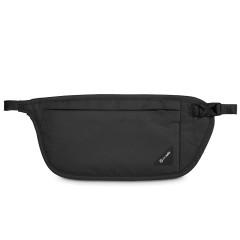 PacSafe Coversafe V100 Waist Wallet - black