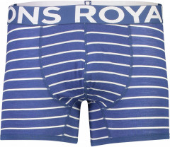 Mons Royale Hold 'em Shorty Boxer - ink stripe