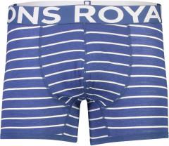 Mons Royale Hold 'em Shorty Boxer - ink stripe