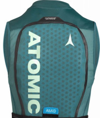 Atomic Live Shield Vest Amid W - modrá