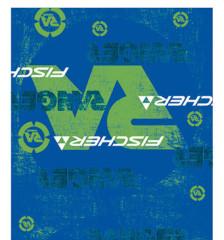 Fischer multifunkčná šatka FREERIDE - modrá