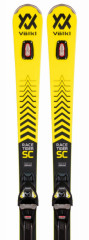 Völkl Racetiger SC Yellow + VMotion 12 GW
