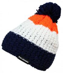 Blizzard Tricolor - modrá / biela / oranžová