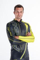 Fischer Závodné dres Drammen Žltá