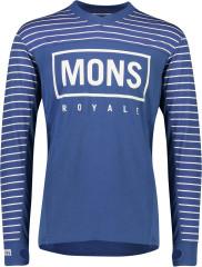 Mons Royale Redwood Enduro VLS - ink stripe