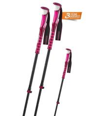 Komperdell Carbon C7 Ascent - ružová